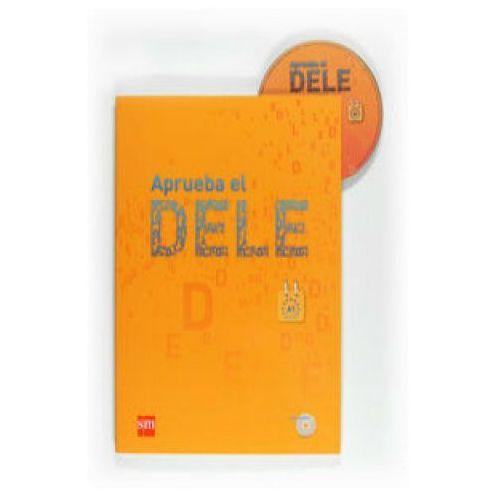 Książki do nauki języka, Aprueba el DELE A1 + CD (opr. miękka)