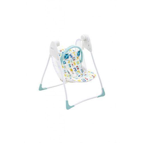 Huśtawki dla niemowląt, Huśtawka Graco Baby Delight Block 5Y36IT