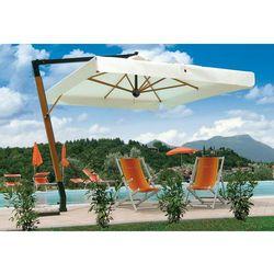 Parasol ogrodowy Palladio de Lux 300 cm x 400 cm made in Italy