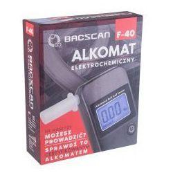 Alkomat F-40 marki BACscan