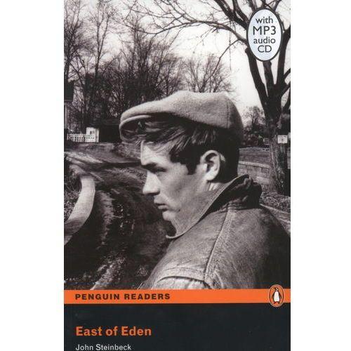 Książki do nauki języka, East of Eden level 6 with CD (opr. miękka)