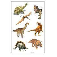 Naklejki, Naklejki A ozdobne Dinozaury I