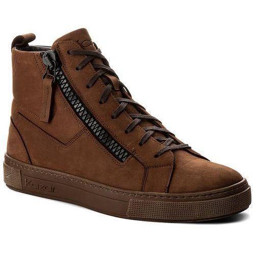 Obuwie sportowe dla mężczyzn, Sneakersy KAZAR - Leo 27410-03-02 Brązowy