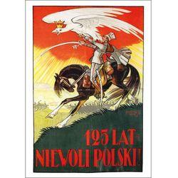 Plakat A3 - 125 LAT - NIEWOLI POLSKI A3-GPlak1920-020