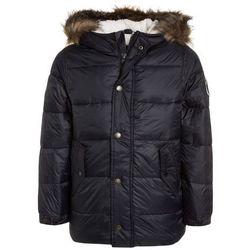 Abercrombie & Fitch ELEVATED PUFFER Płaszcz zimowy black
