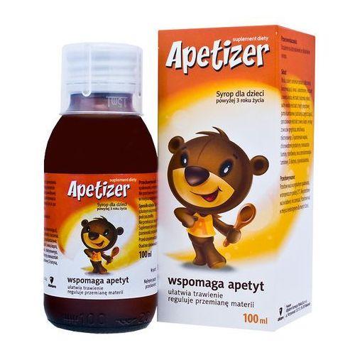 Witaminy i minerały, Apetizer syrop dla dzieci 100 ml