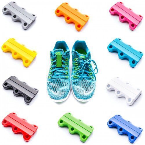 Inne akcesoria obuwnicze, Magnetyczne Zapięcie Sznurówek do butów Clicks life