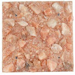Panel solny saltino różowa 50x50 12kg 60 szt