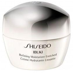Shiseido IBUKI Refining Moisturizer Enriched (W) krem nawilżający do twarzy 50ml