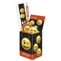 Pozostałe artykuły papiernicze, Zestaw przyborów szkolnych Emoji 10 DERFORM