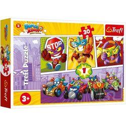 Trefl Puzzle Super Zings Magic Box 30