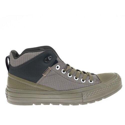Obuwie sportowe dla mężczyzn, buty CONVERSE - Chuck Taylor All Star Street Boot Medium Olive/Black/Sequoia (MED OLIVE-BLACK-SEQ) r