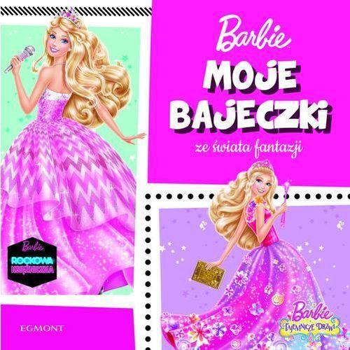 Książki dla dzieci, Barbie Moje bajeczki ze świata fantazji - Jeśli zamówisz do 14:00, wyślemy tego samego dnia. Darmowa dostawa, już od 99,99 zł. (opr. miękka)