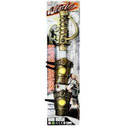 Zabawka SWEDE Miecz z ochraniaczami G1036