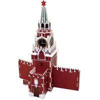 Puzzle, Puzzle 3D Wieża Spasskaya