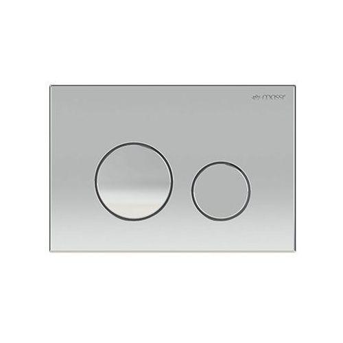 Przycisk do zestawu podtynkowego Massi ENCO MSST-P02 satyna