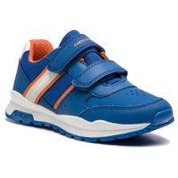 Półbuty i trzewiki dziecięce, Sneakersy GEOX - J Coridan B. A J925DA 054FU C0685 S Royal/Orange