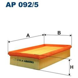 092/5 AP FILTR POWIETRZA FIAT STILO 1.8