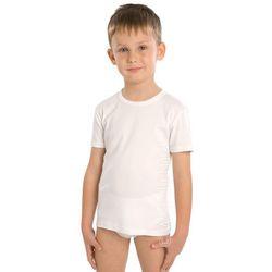 Podkoszulek dziecięcy 122-140 kr.rękaw 30201 Wadima