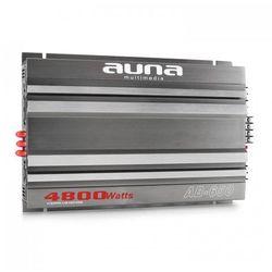 Auna™ AB-6506-kanałowy wzmacniacz samochodowy 540W RMS 4800W max.