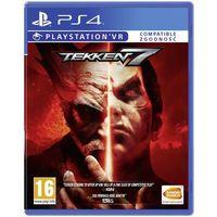 Gry na PS4, Tekken 7 (PS4)