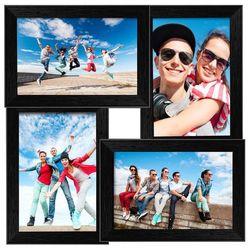 Galeria na zdjęcia 10 x 15 cm czarna
