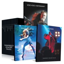 Voo Voo Najmniejszy koncert świata (Płyta CD) (opr. twarda)