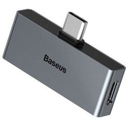 Adapter audio BASEUS L57 Szary