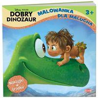 Kolorowanki, Malowanka dla malucha. Dobry Dinozaur