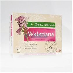 Waleriana 30 tabletek