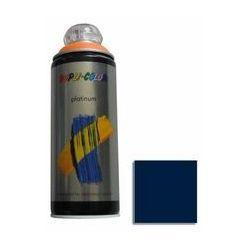 Spray PLATINUM 0.4 l Szafirowy Półmat DUPLI COLOR