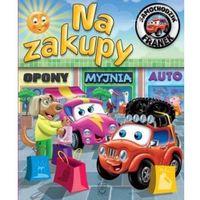 Książki dla dzieci, Na zakupy. Samochodzik Franek - Opracowanie zbiorowe (opr. miękka)