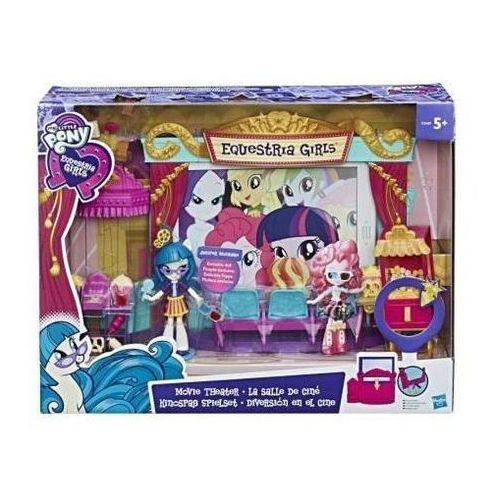 Figurki i postacie, My Little Pony Equestria Girls - Mini zestaw kinowy - Hasbro