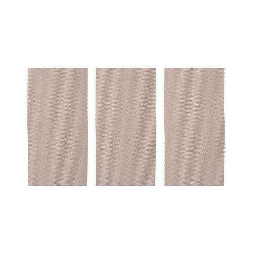 Papiery ścierne, Papier ścierny SIATKA RZEP P120 230 x 115 mm 3 szt. DEXTER