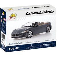 Osobowe dla dzieci, Cars Maserati GranCabrio Sport