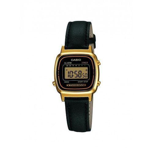 Zegarki damskie, Casio LA670WEGL-1EF