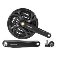 Korby i suporty, OUTLET Mechanizm Korbowy Shimano Altus FC-M371 44/32/22 9 rz. 175 mm