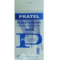 Pozostałe artykuły szkolne, Zestaw kreślarski 2005 16 cm