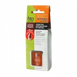 FITOKOSMETIK odżywka do paznokci ( środek do usuwania skórek ) 8ml