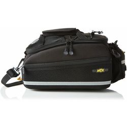 Topeak MTX Trunk Bag EX Torba rowerowa czarny Torby na bagażnik