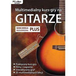 Kurs gry na gitarze PLUS