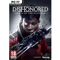 Gry na PC, Dishonored Death of the Outsider (PC)