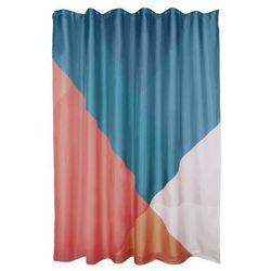 Zasłonka prysznicowa Alboran 180 x 200 cm