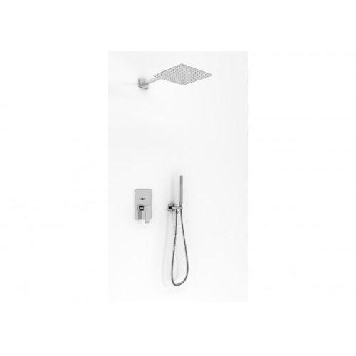 Kohlman zestaw prysznicowy podtynkowy QW210NQ30 AXIS, QW210NQ30
