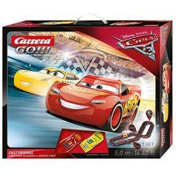 GO!!! Disney/Pixar - Cars 3 Fast Friends - DARMOWA DOSTAWA!!!
