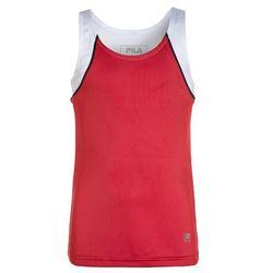 Fila TILLY Koszulka sportowa red/white