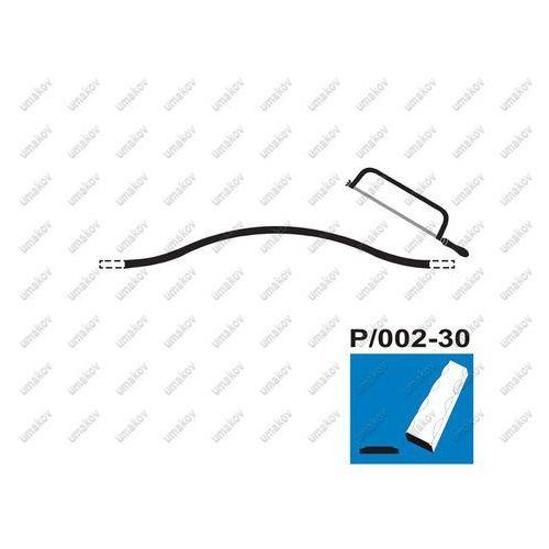 Przęsła i elementy ogrodzenia, Łuk obły P/002-30x5, p200, L800-1000mm