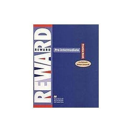 Książki do nauki języka, Reward Pre-Intermediate WB with key MACMILLAN - Simon Greenall (opr. miękka)