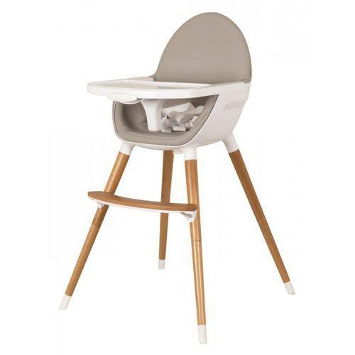 Krzesełka do karmienia, Krzesełko do karmienia Duo Convertible Koo-di - Grey