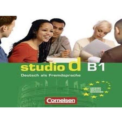 Książki do nauki języka, Studio d B1 CD(2)